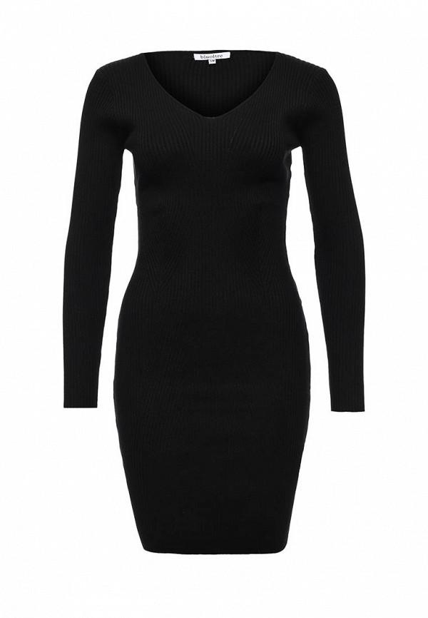 Вязаное платье Blue Oltre R5-SG5750