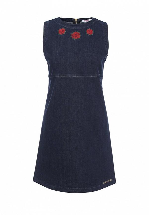 Платье-мини Blugirl Folies 3934
