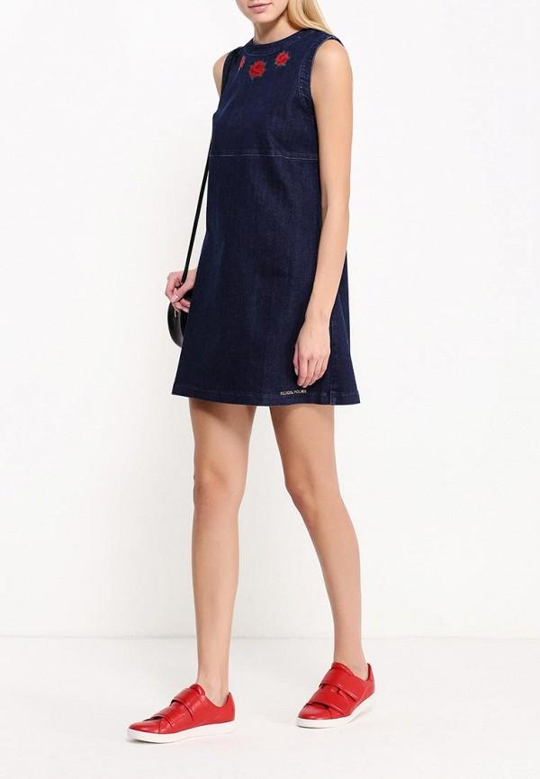 Платье-мини Blugirl Folies 3934: изображение 2