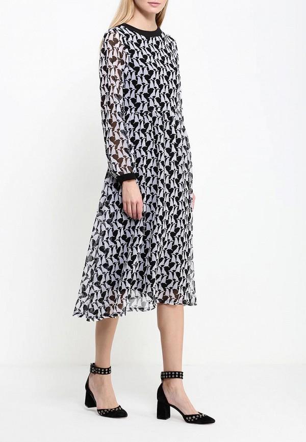 Платье-миди Blugirl Folies 3937: изображение 2