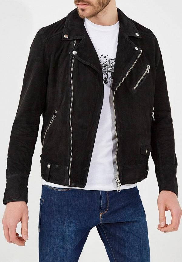 Фото Куртка кожаная Blouson. Купить с доставкой