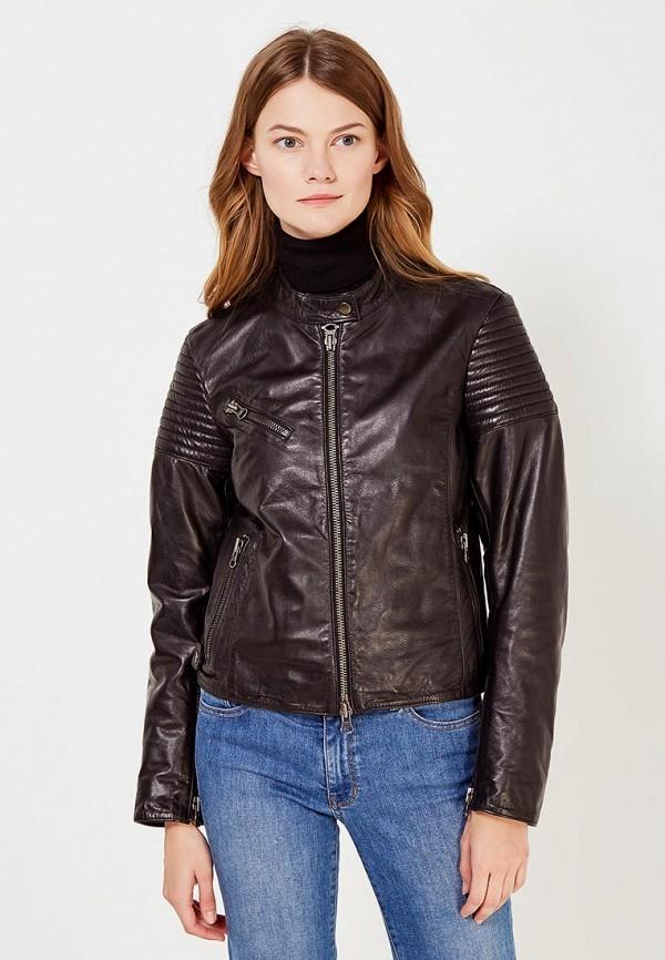 Куртка кожаная Blouson