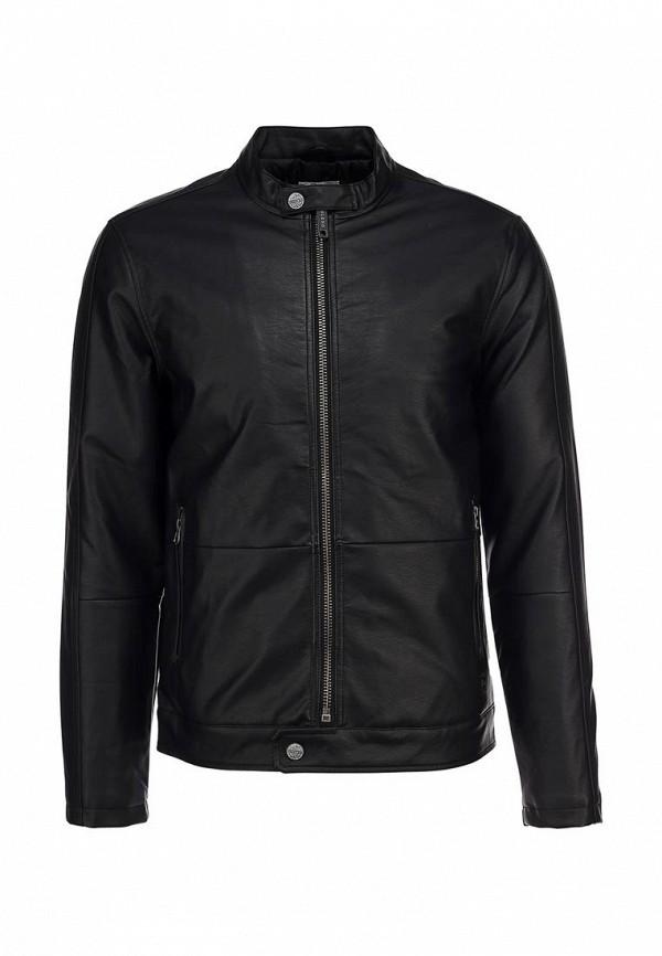Кожаная куртка Blend (Бленд) 700629: изображение 1