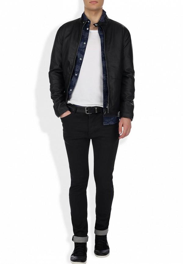 Кожаная куртка Blend (Бленд) 700629: изображение 6