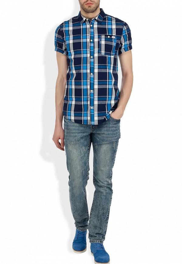 Рубашка с коротким рукавом Blend (Бленд) 701120: изображение 6