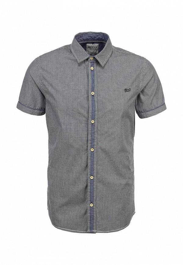 Рубашка с коротким рукавом Blend (Бленд) 700627: изображение 1