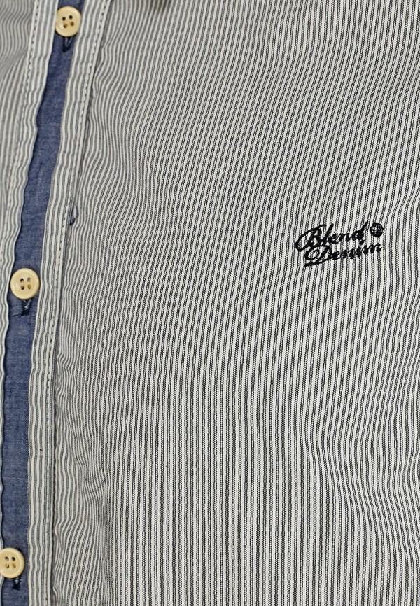 Рубашка с коротким рукавом Blend (Бленд) 700627: изображение 11