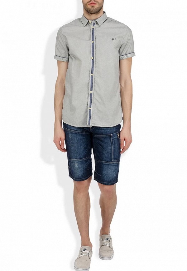 Рубашка с коротким рукавом Blend (Бленд) 700627: изображение 13