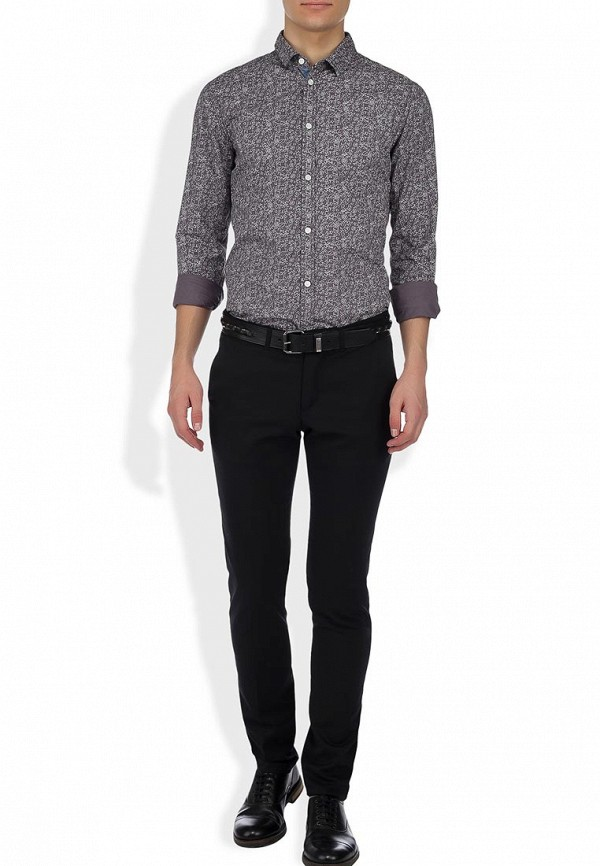 Рубашка с длинным рукавом Blend (Бленд) 701122: изображение 6
