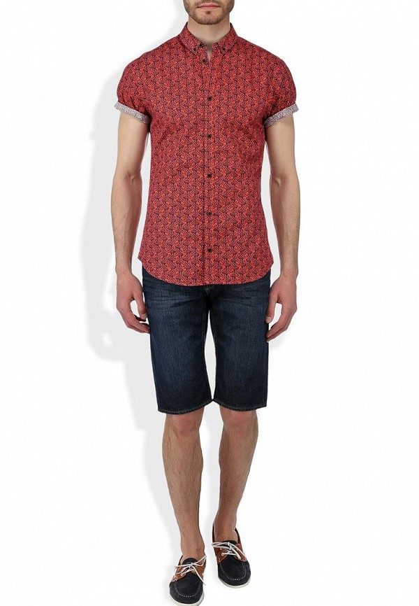 Рубашка с коротким рукавом Blend (Бленд) 701171: изображение 6