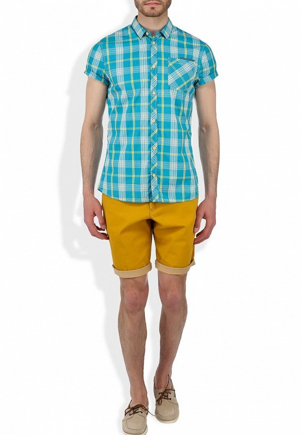 Рубашка с коротким рукавом Blend (Бленд) 701158: изображение 6