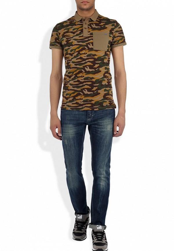 Мужские прямые джинсы Blend (Бленд) 700844: изображение 6