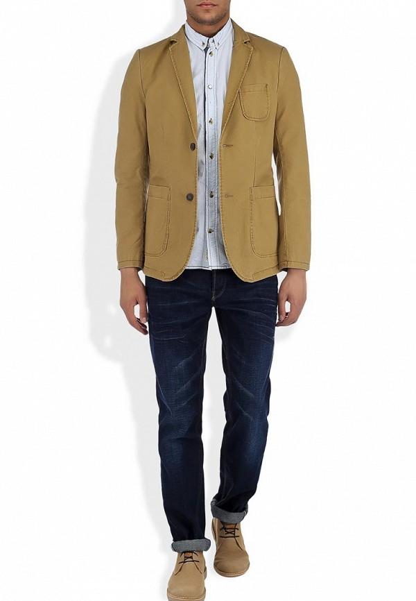 Мужские прямые джинсы Blend (Бленд) 701225: изображение 6