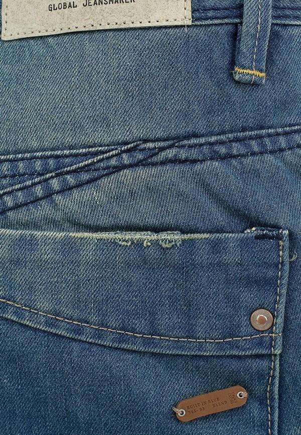 Мужские прямые джинсы Blend (Бленд) 700862: изображение 4