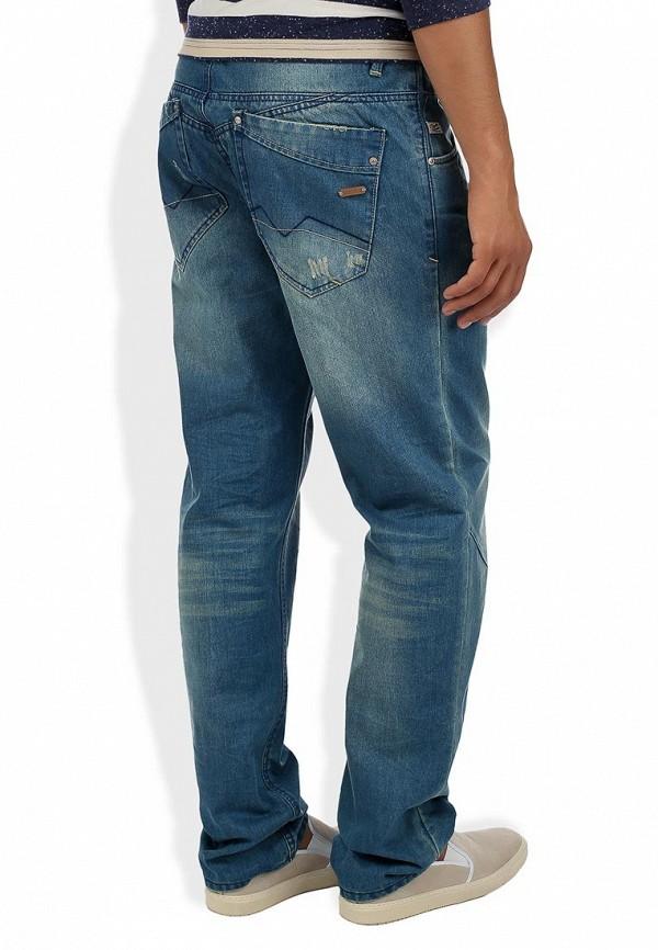 Мужские прямые джинсы Blend (Бленд) 700862: изображение 8