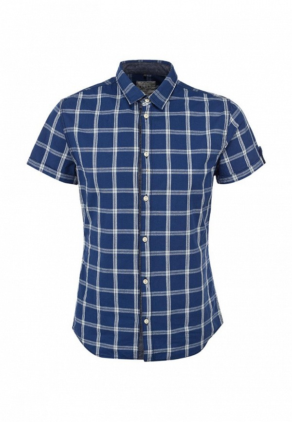 Рубашка с коротким рукавом Blend (Бленд) 700824: изображение 1