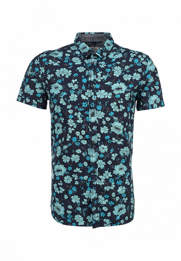 Рубашка с коротким рукавом Blend (Бленд) 701252: изображение 1