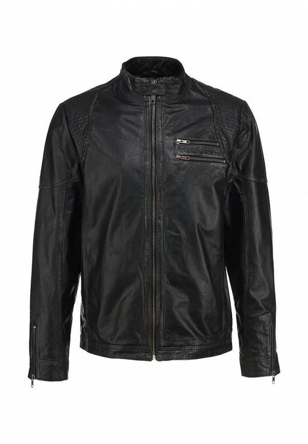 Кожаная куртка Blend (Бленд) 701097: изображение 1