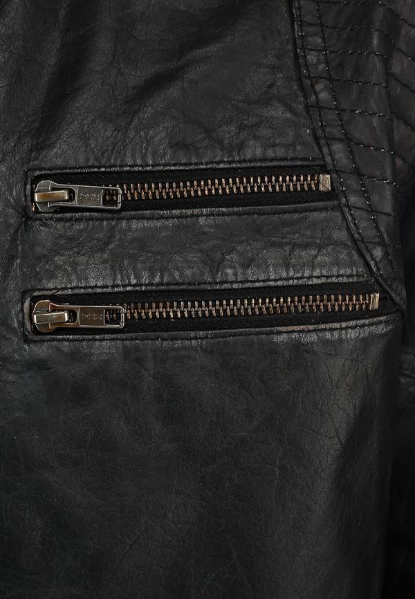 Кожаная куртка Blend (Бленд) 701097: изображение 4