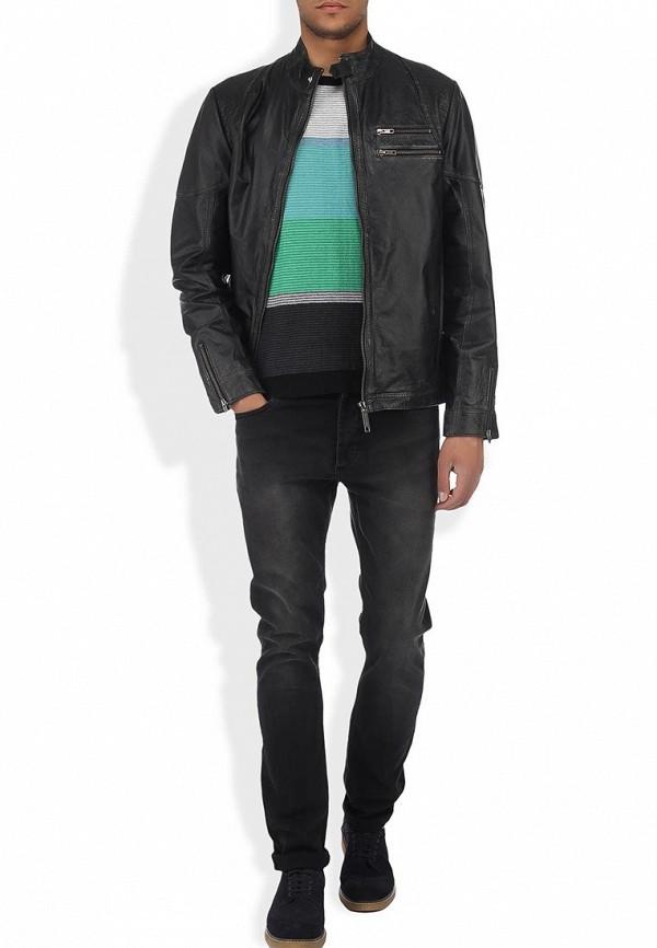 Кожаная куртка Blend (Бленд) 701097: изображение 6