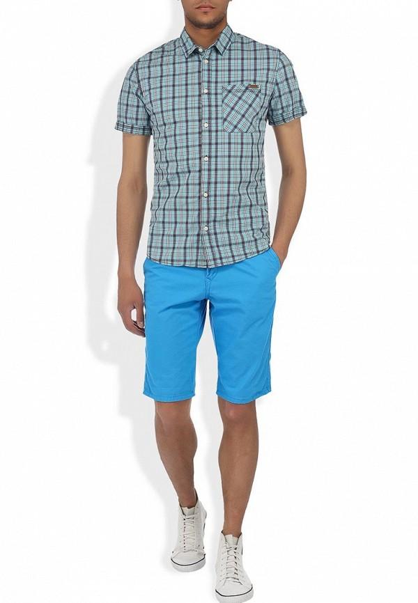 Рубашка с коротким рукавом Blend (Бленд) 700821: изображение 6