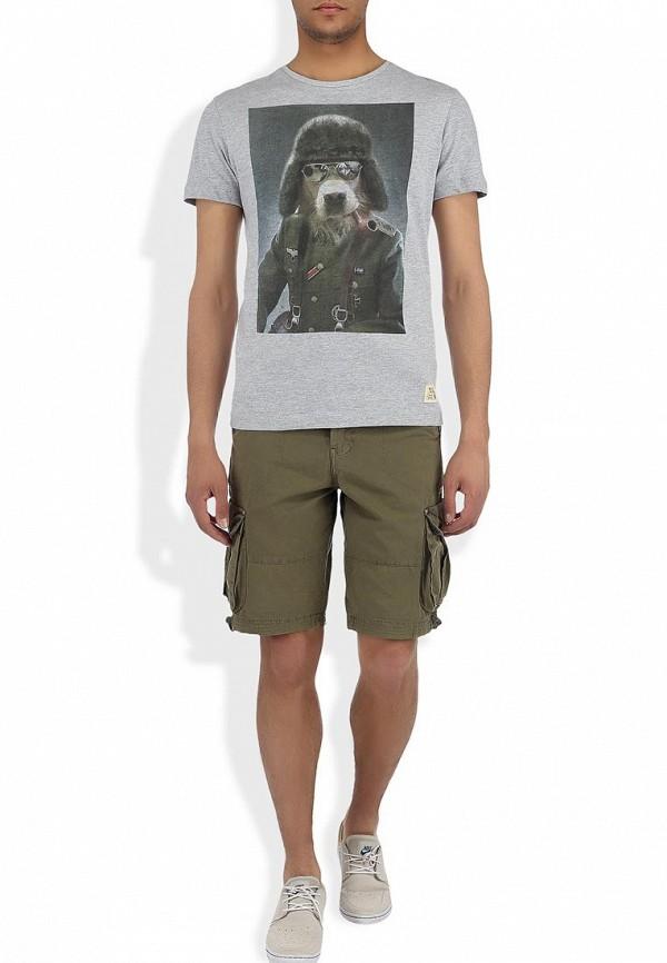 Мужские повседневные шорты Blend (Бленд) 700984: изображение 6