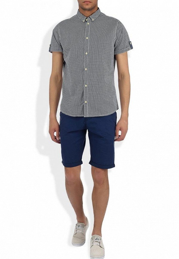 Рубашка с коротким рукавом Blend (Бленд) 701219: изображение 6