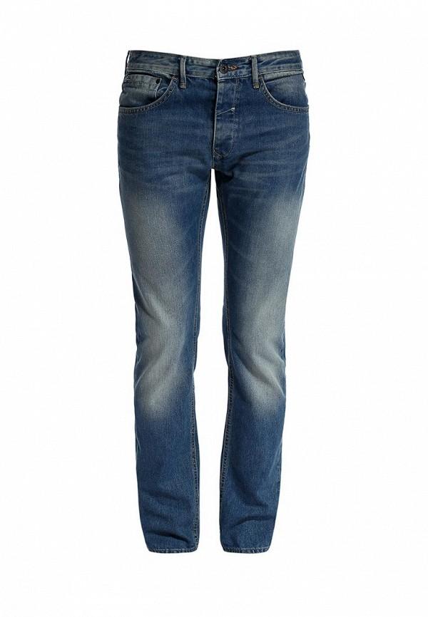 Мужские прямые джинсы Blend (Бленд) 701359: изображение 1