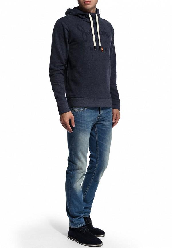 Мужские прямые джинсы Blend (Бленд) 701359: изображение 6