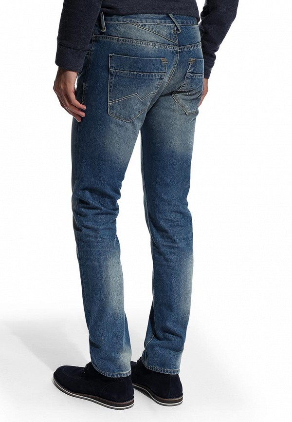 Мужские прямые джинсы Blend (Бленд) 701359: изображение 8