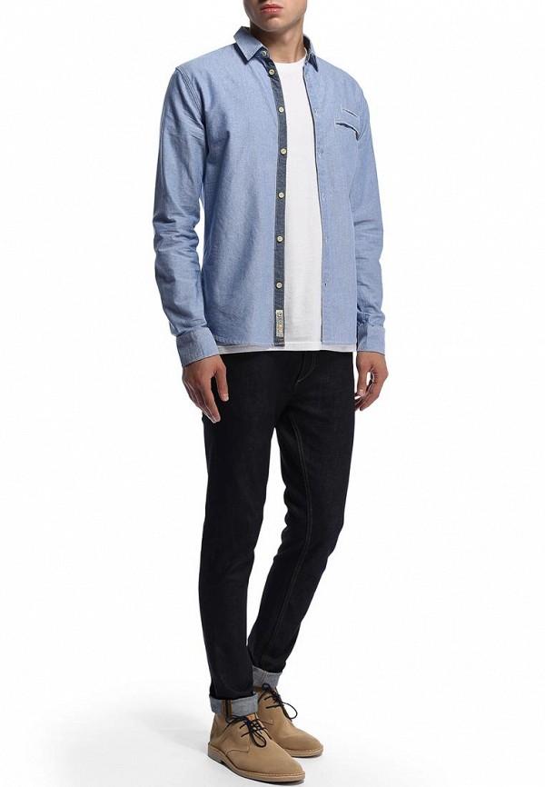 Рубашка с длинным рукавом Blend (Бленд) 701455: изображение 5