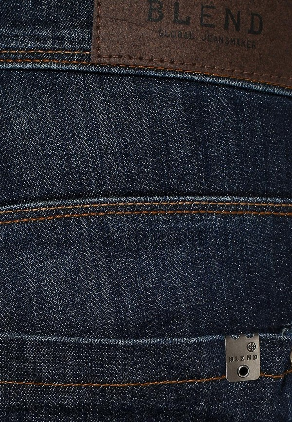 Мужские прямые джинсы Blend (Бленд) 701647: изображение 3