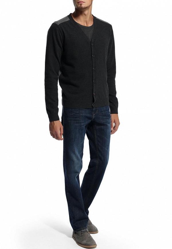 Мужские прямые джинсы Blend (Бленд) 701647: изображение 5