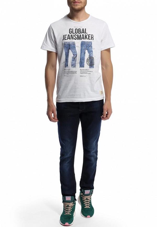 Зауженные джинсы Blend (Бленд) 701517: изображение 5
