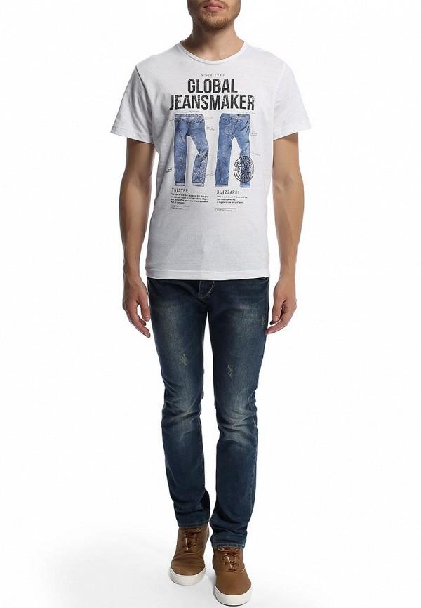 Зауженные джинсы Blend (Бленд) 701506: изображение 3