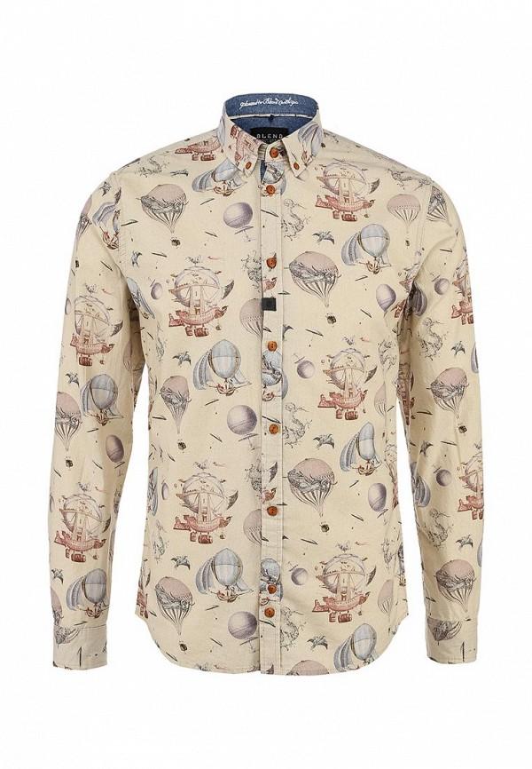 Рубашка с длинным рукавом Blend (Бленд) 701603: изображение 1