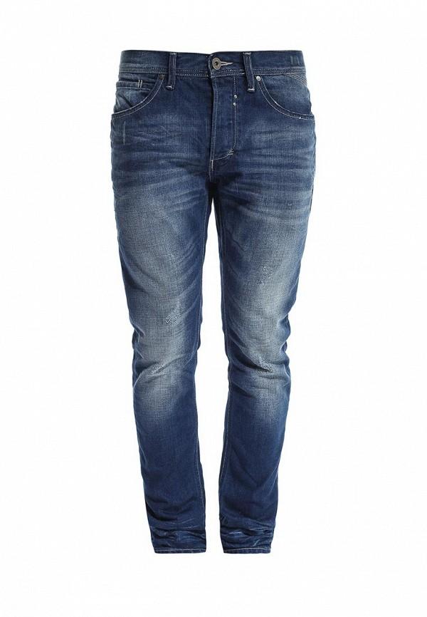 Мужские прямые джинсы Blend (Бленд) 702103: изображение 1