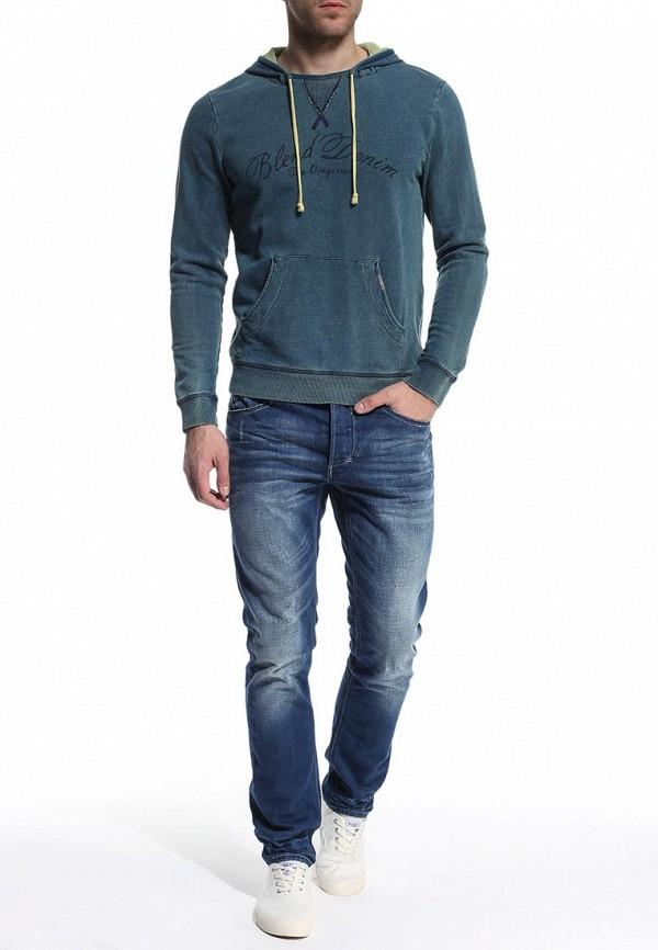 Мужские прямые джинсы Blend (Бленд) 702103: изображение 3