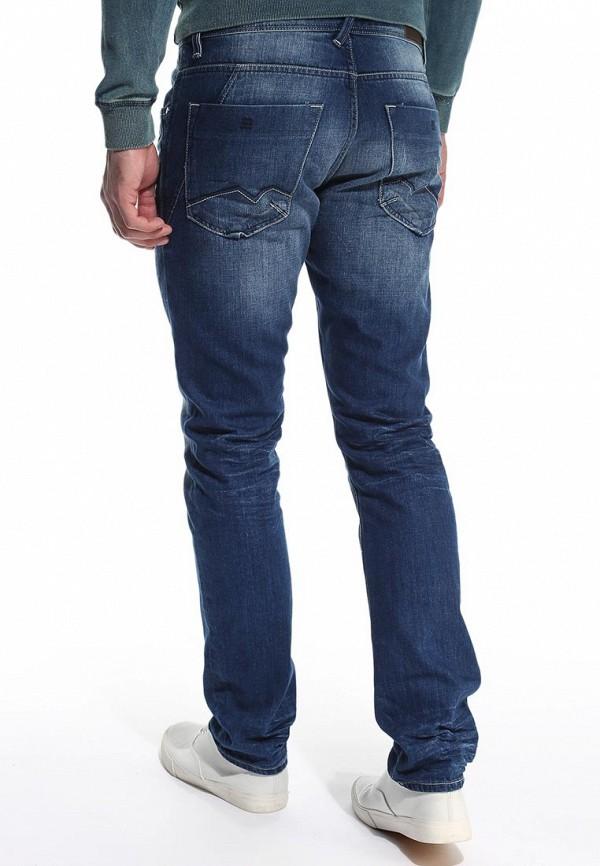Мужские прямые джинсы Blend (Бленд) 702103: изображение 4