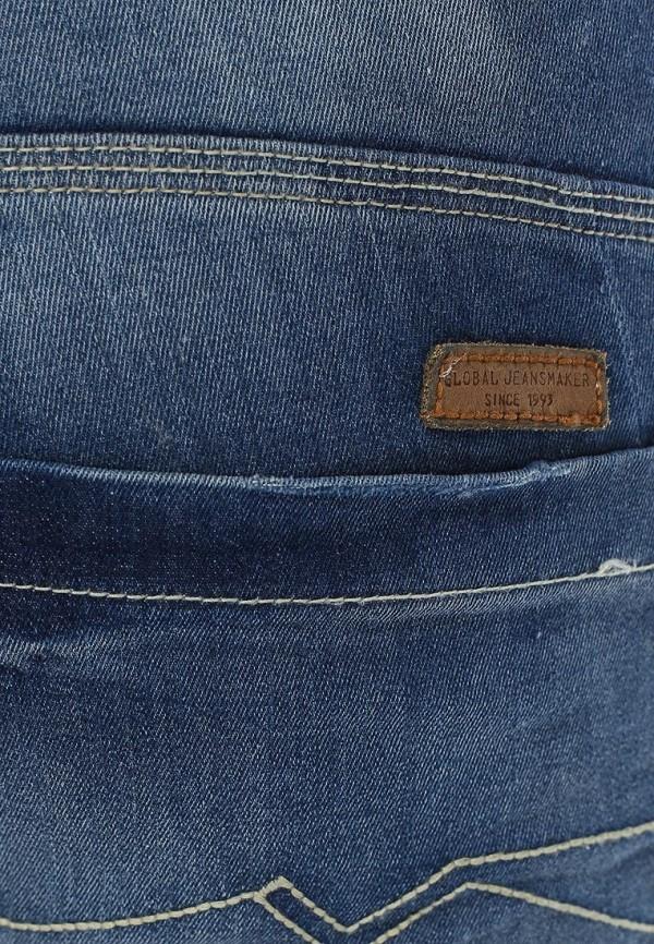 Мужские прямые джинсы Blend (Бленд) 702174: изображение 2