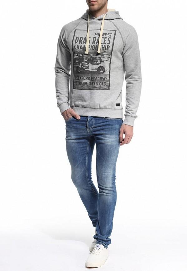Мужские прямые джинсы Blend (Бленд) 702174: изображение 3