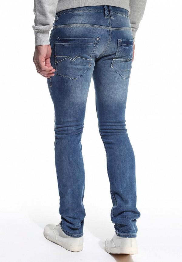 Мужские прямые джинсы Blend (Бленд) 702174: изображение 4