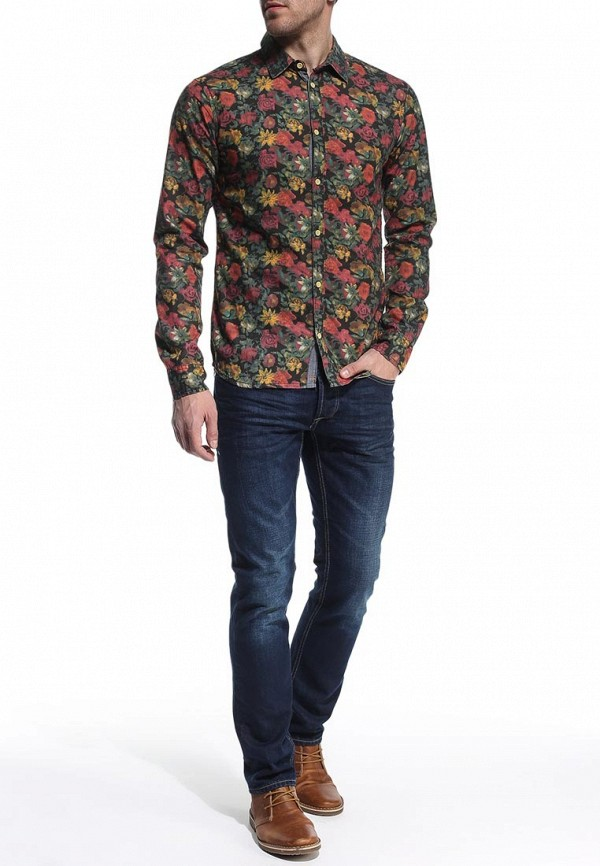 Рубашка с длинным рукавом Blend (Бленд) 702742: изображение 3