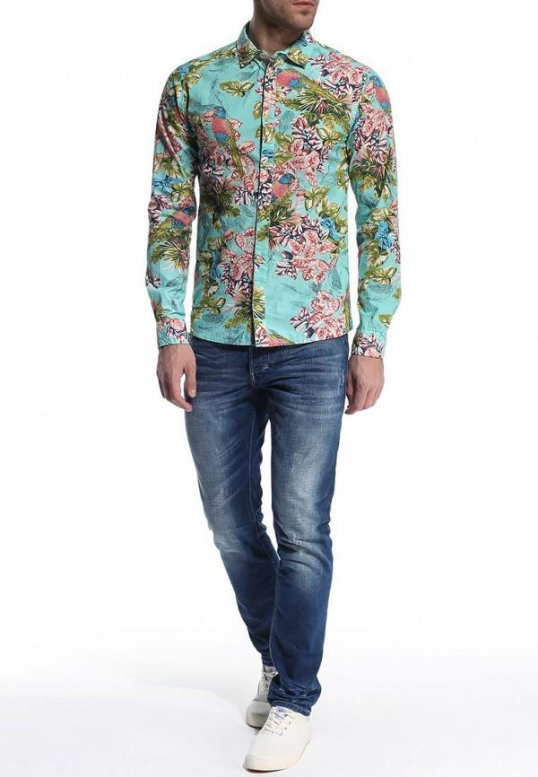 Рубашка с длинным рукавом Blend (Бленд) 702742: изображение 6