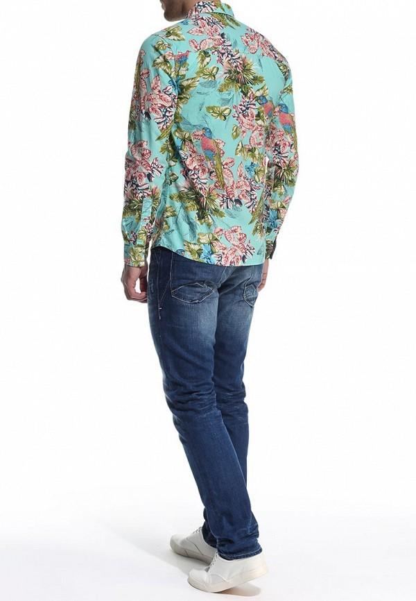 Рубашка с длинным рукавом Blend (Бленд) 702742: изображение 7