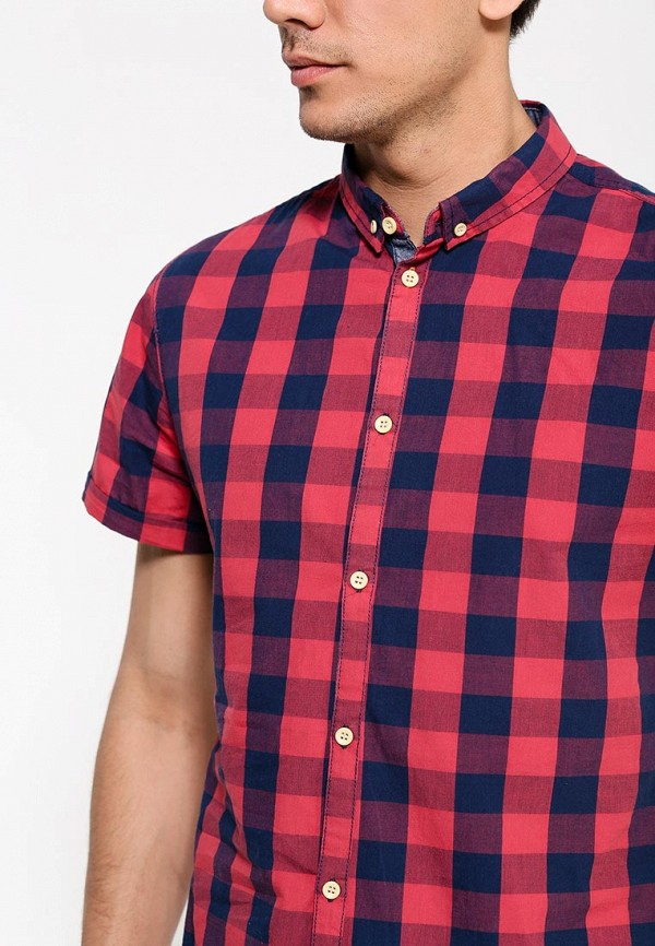 Рубашка с коротким рукавом Blend (Бленд) 702206: изображение 2