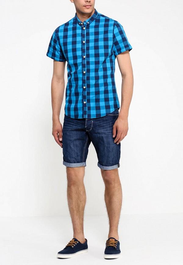 Рубашка с коротким рукавом Blend (Бленд) 702206: изображение 3