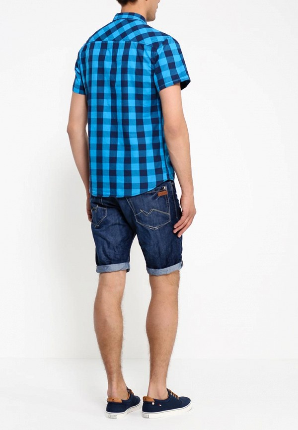 Рубашка с коротким рукавом Blend (Бленд) 702206: изображение 4