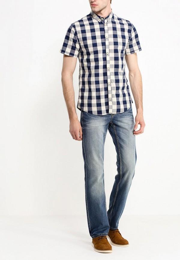 Рубашка с коротким рукавом Blend (Бленд) 702206: изображение 7
