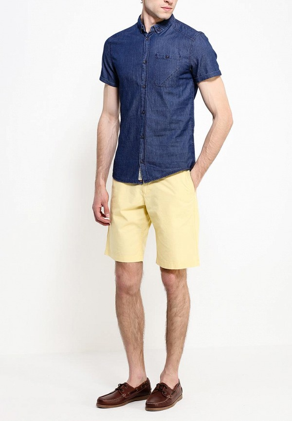 Рубашка с коротким рукавом Blend (Бленд) 702207: изображение 3